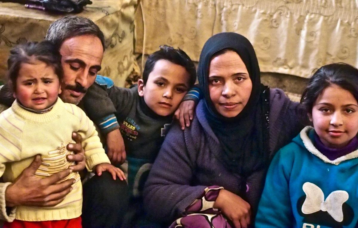 Damaszek: skończyła się nadzieja, a nie wojna