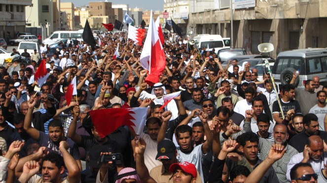 Bahraini_flags_-_Flickr_-_Al_Jazeera_English